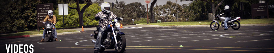 Motorcycle Safety Videos